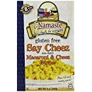 Namaste Foods, Gluten Free Say Cheez Non-Dairy Macaroni & Cheez Dinner 9-Ounce Boxes (Pack of 6)