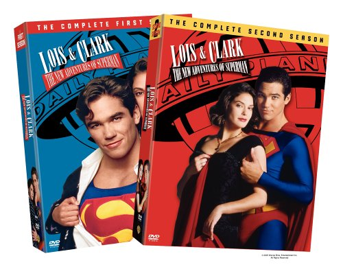 Lois & Clark - The New Adventures of Superman - The Complete First Two Seasons (12pc)