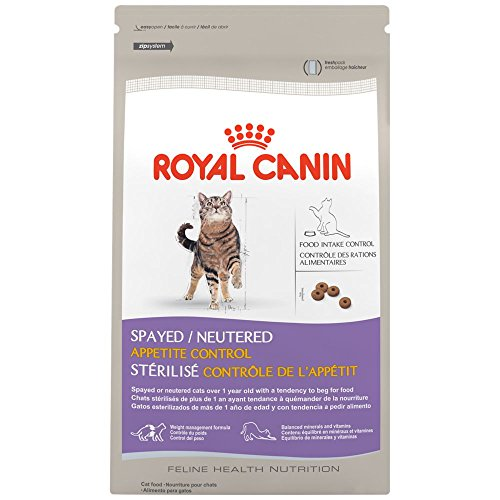 Royal Canin Spayed/Neutered Appetite Control