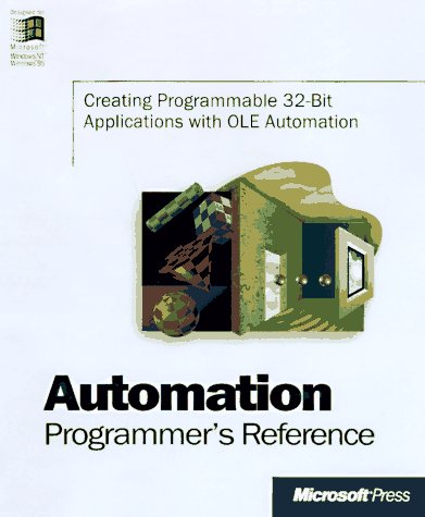 Automation Programmers Reference (Microsoft Programming Series)