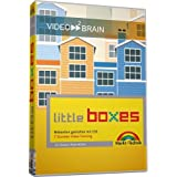 "Video2Brain Little Boxes - Webseiten gestalten mit CSS - Video-Training DVDvon ""Pearson Education GmbH"""