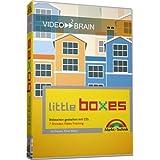 """Video2Brain Little Boxes - Webseiten gestalten mit CSS - Video-Training DVDvon """"STARK Verlag"""""""