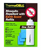 ThermaCELL E-1 Mosquito Repellent with Earth Scent Refill from ThermaCELL