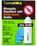 ThermaCELL E-1 Earth Scent Mosquito Repellent 12-hour Refill Pack for Appliances and Lanterns