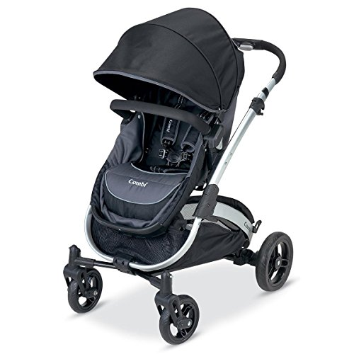 Catalyst Stroller Graphite front-745763