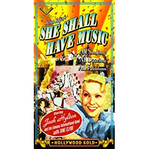 She Shall Have Music [VHS]