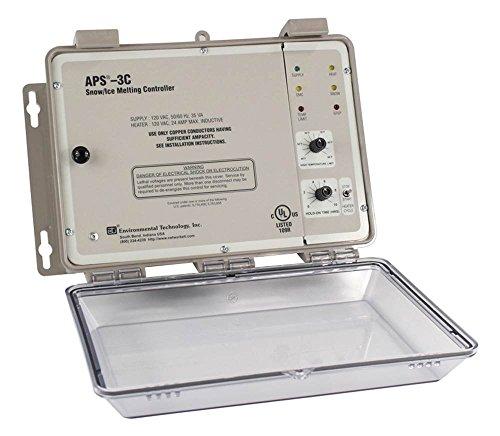 Warmly Yours Premium Snow Melt Control, 120 V