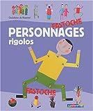 """Afficher """"Personnages rigolos"""""""