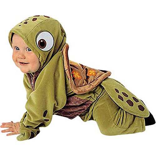 Infant Baby Squirt Costume (Size: 6 Months)