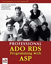 Professional ADO RDS Programming With ASP