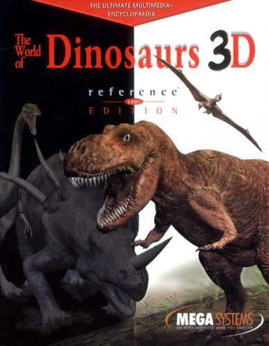 The World of Dinosaurs 3D