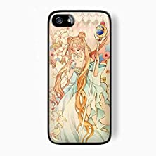 buy Sailor Moon Crystal Princess For Iphone And Samsung Case (Iphone_5C_White)