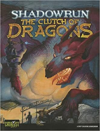 Shadowrun Clutch of Dragons