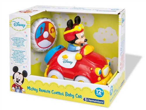 "Mickey Mouse ""My First Car"" Rc Baby Car front-544841"