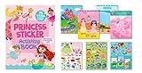 Peaceable Kingdom / Princess Sticker Activity Book