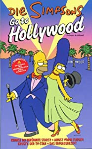 Die Simpsons - Go to Hollywood [VHS]