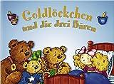 Glitzermärchen - Goldlöckchen und die drei Bären - Nicola Baxter