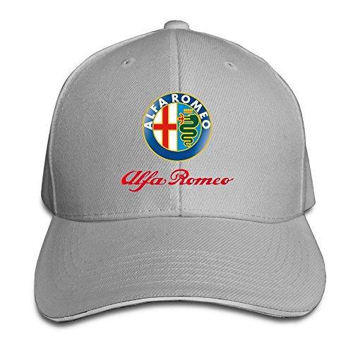 hittings-alfa-romeo-sandwich-baseball-caps-for-unisex-adjustable-ash