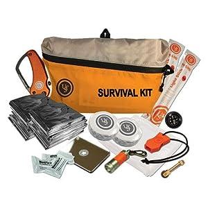 UST Featherlite 3.0 Survival Kit in Orange