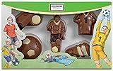 Heilemann Milk Chocolate Football Set 100 g