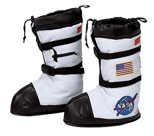 Astronaut Boots Child Large Costume Accessory
