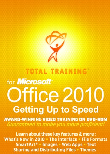 Total Training For Microsoft Office 2010 - Getting Up To Speed [Download]