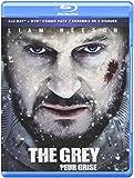 The Grey / Peur grise (Bilingual) (Blu-Ray + DVD)