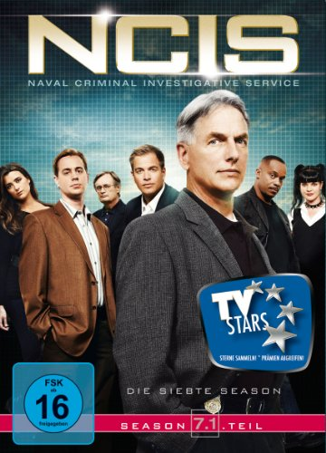 NCIS - Season 7, 1.Teil [3 DVDs]