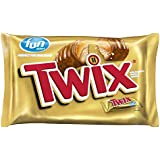 TWIX Fun Size Caramel and Chocolate Candy 22.34-Ounce Bag (Pack of 2)