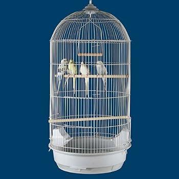 "Princeville Palace Bird Cage - 18""W x 14""D x 34""H - 2 Colors Available!"