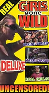 Girls Gone Wild:Deluxe [VHS]