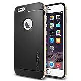 iPhone 6 Plus ケース, Spigen® [アルミニウム バンパー] ネオ・ハイブリッド メタル Apple iPhone (5.5) アイフォン 6 プラス カバー (国内正規品) シャンパン・ゴールド 【SGP11071】