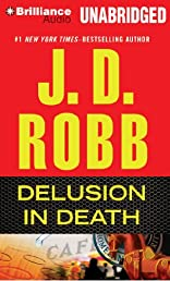 Delusion In Death (In Death Series)