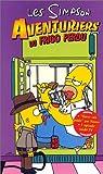 echange, troc Les Simpson : Aventuriers du frigo perdu [VHS]