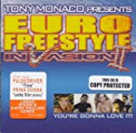 TONY MONACO PRESENTS EURO FREESTYLE I...