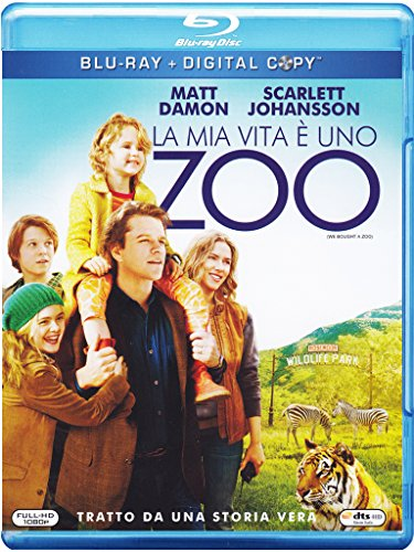 La mia vita è uno zoo [Blu-ray] [IT Import]