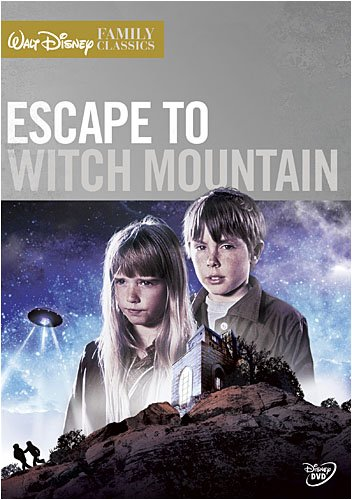 Cover art for  Escape to Witch Mountain Special Edition