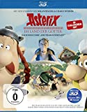 DVD & Blu-ray - Asterix im Land der G�tter  (inkl. 2D-Version) [3D Blu-ray]