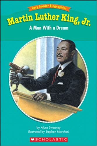 Easy Reader Biographies: Martin Luther King, Jr. (Easy Reader Biographies: Level I)