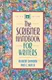 The Scribner Handbook for Writers (3rd Edition) (0205319815) by Robert DiYanni