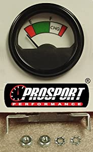 Prosport 36 Volt Golf Cart Battery Meter-state of Charge Meter