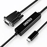 USB C To VGA Adapter Cable 16.4ft 5m CHOETECH USB 3.1 Type C Male To VGA Male Adapter Cable 1080p At 60Hz For...