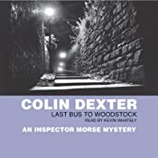 Last Bus to Woodstock | [Colin Dexter]