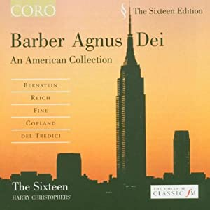 ... - Barber: Agnus Dei (An American Collection) - Amazon.com Music