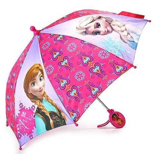 Disney Frozen Umbrella (Disney Frozen Rain Gear compare prices)