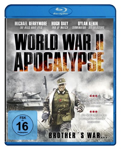 World War II Apocalypse [Blu-ray]
