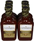 Cattlemen's Award Winning Kansas City Classic Barbecue Sauce, 18 oz, 6 pk