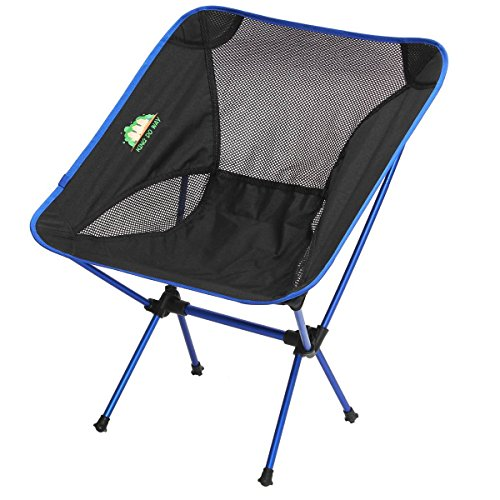KING DO WAY Portable Ultralight Chair Outdoor Picnic Fishing Sports Folding C