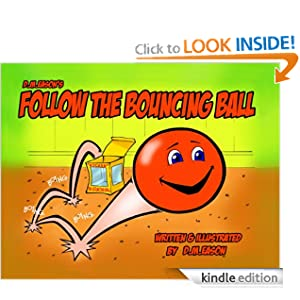 FREE KINDLE BOOK: Follow The Bouncing Ball