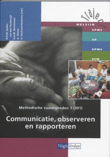 methodische-vaardigheden-1-301-communicatie-observeren-en-rapporteren-traject-welzijn